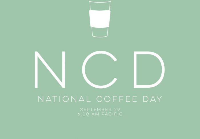 National Coffee Day Blog Hop 2021