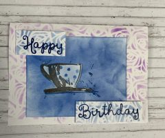 Coffee and Birthdays, What could be better?